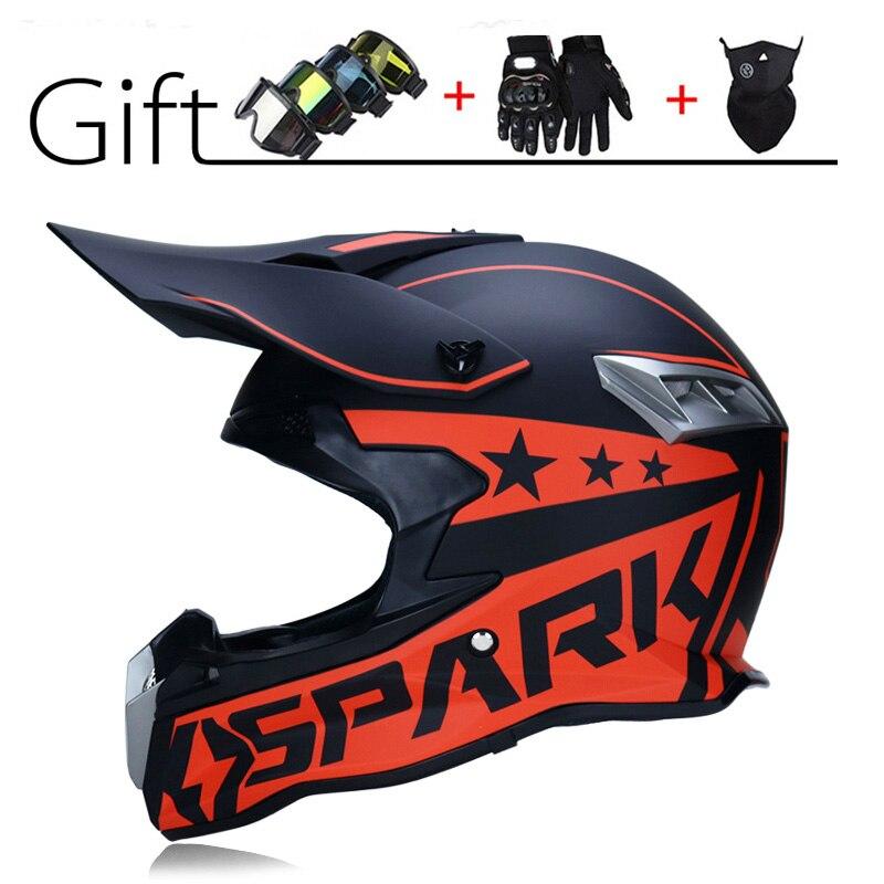 2020 New Racing Off-road Motorcycle Helmet DOT Motocross Professional  Motorbike Dirt Bike Full Face Moto Helm Casco